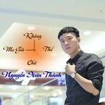 me gia khong the cho (single) - nguyen huu thanh