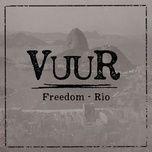 freedom - rio (single) - vuur