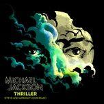 thriller (steve aoki midnight hour remix) (single) - michael jackson