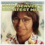 greatest hits, vol. 2 - john denver