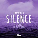 silence (illenium remix) (single) - marshmello, khalid, illenium