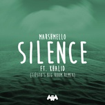 silence (tiesto's big room remix) (single) - marshmello, khalid