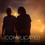 complicated (the remixes part 2) (single) - dimitri vegas & like mike, david guetta, kiiara