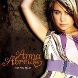 are you ready (single) - anna abreu