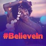 #believein - v.a