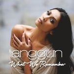 what we remember (album version) (single) - anggun