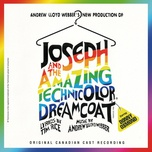 joseph and the amazing technicolor dreamcoat (canadian cast recording) - andrew lloyd webber, donny osmond, joseph and the amazing technicolor dreamcoat