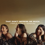 that don't impress me much (triple j like a version) (single) - haim