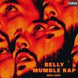 mumble rap - belly