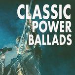 classic power ballads - v.a