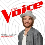 breakdown (the voice performance) (single) - austin allsup