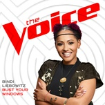 bust your windows (the voice performance) (single) - bindi liebowitz