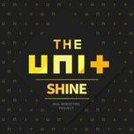 the uni+ shine (single) - the uni+