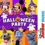 disney junior music halloween party - v.a