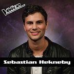 the sound of silence (single) - sebastian james hekneby