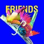 friends remix (single) - justin bieber, bloodpop, julia michaels
