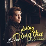 nhung dong thu voi trao (single) - tim