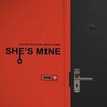 she's mine (single) - vav