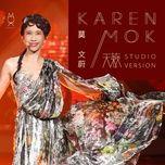the sound of heaven / 天籟 - studio version - karen mok (mac van uy)