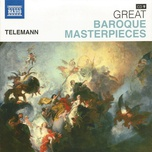 concertos (great baroque masterpieces) - georg philipp telemann