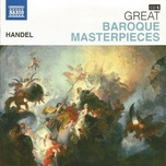 water music & music for the royal fireworks (great baroque masterpieces) - handel