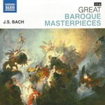 orchestral suites nos. 1-4 (great baroque masterpieces) - bach