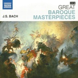brandenburg concertos 2 (great baroque masterpieces) - bach