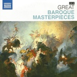 baroque favourites (great baroque masterpieces) - v.a