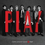 play - the 8th album - super junior