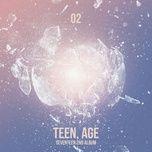 teen, age - seventeen