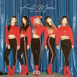 full moon (mini album) - exid
