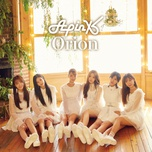 orion (japanese single) - a pink