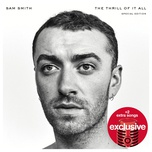 the thrill of it all (target exclusive) - sam smith