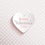 happy white valentine - v.a