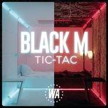 tic-tac (single) - black m