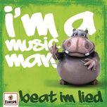 i'm a music man (beat im lied) (single) - hippo-pop, nilpferd