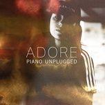 adore (piano unplugged) (single) - amy shark