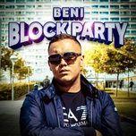 block party (single) - beni