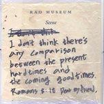 scene - rad museum