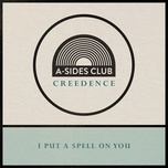 i put a spell on you (single) - a-sides club