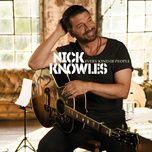 make you feel my love (single) - nick knowles