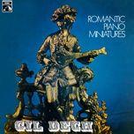 romantic piano miniatures - gil dech