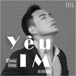 yeu trong lang im (single) - ha the dung