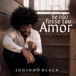 se nao fosse teu amor (single) - juninho black