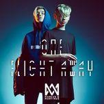 one flight away (single) - marcus & martinus