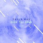 dusk till dawn (the sharespace australia 2017) (single) - tayla mae