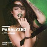 paralyzed (numan paul remix) (single) - andy bianchini, ming
