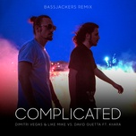 complicated (bassjackers remix) (single) - dimitri vegas & like mike, david guetta, kiiara