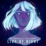 live at night (single) - different heaven, sophie simmons