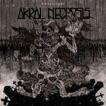 underlight - akral necrosis